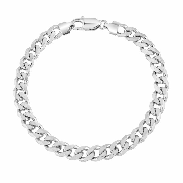 Rhodium and its use as Plating with Sterling Silver Chains and Bracelets