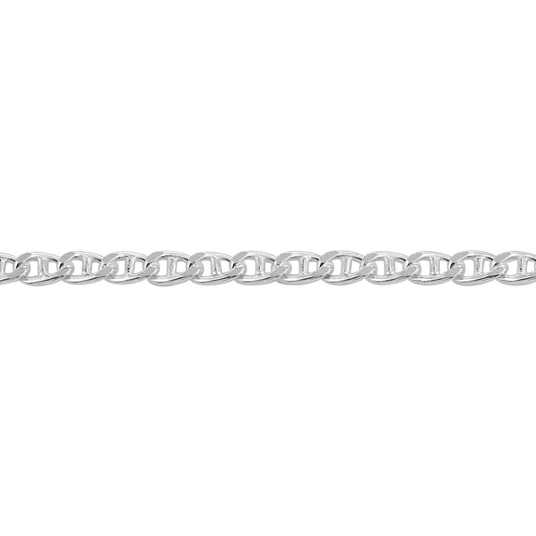 Sterling Silver Marina Chain Necklace