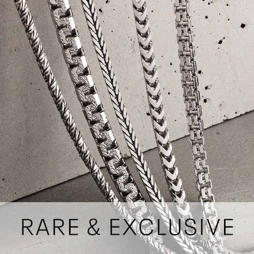 Rare and Exclusive Chains