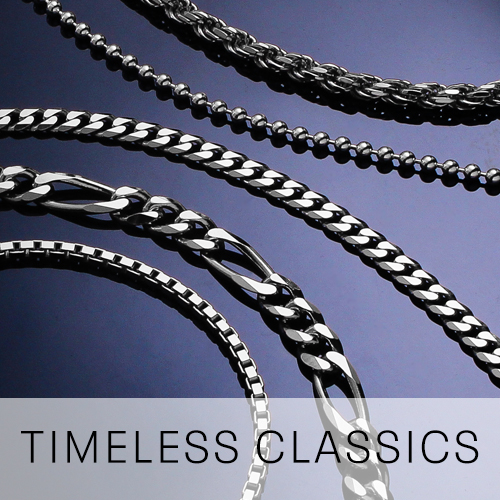 Timeless Classic Chain Styles