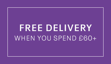 Free Delivery Offer banner for orders valued over 60